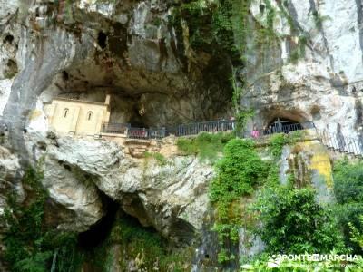 Descenso Sella - Lagos de Covadonga; puente de san isidro; senderismo trekking;power walking madrid